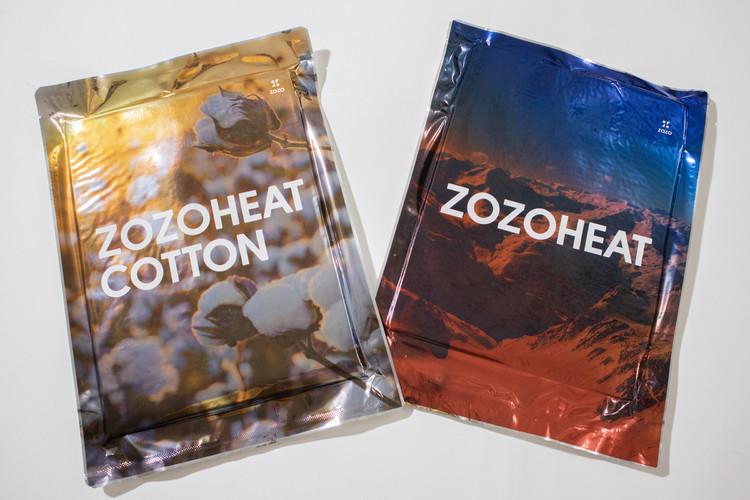 プライベートブランド「ゾゾ」が昨年発売したZOZOHEAT