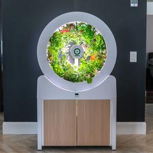 90種類の野菜を1年中栽培できるスマート装置「OGarden Smart」登場