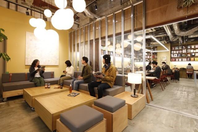 TSUTAYAが札幌に新施設「コンタクト」オープン、シェアオフィス ...