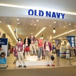 ギャップが「オールドネイビー」を別会社に、不調続き230店の閉鎖も発表
