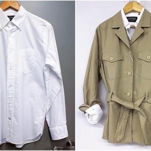 袖を通して分かる着心地の良さ、「ハンドルーム」が展開する作り手の思いを伝えるアイテム