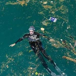 海洋プラスチックゴミでつくる家庭用洗剤ボトル登場