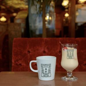 サロン アダム エ ロペが純喫茶文化を発信、「珈琲西武」など4店舗とのコラボアイテムを発売