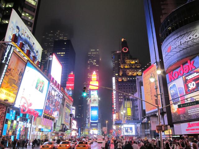NYマンハッタンが沸いた 一夜限りの「ファッションズナイトアウト」体験レポート