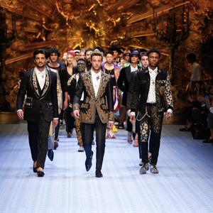 Dolce&Gabbana -Men's- 2019 Spring Summer コレクション