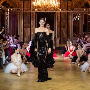 Ewa Minge 2018-19 Autumn Winter Haute Couture Collection コレクション