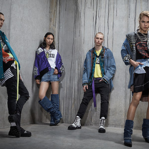 DIESEL 2019 Pre-Spring / Cruise Collection コレクション