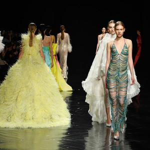 Célia Kritharioti 2019 Spring Summer Haute Couture コレクション