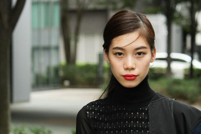 Street Style - - 宮本 彩菜さん - FASHIONSNAP.COM
