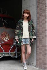 江本 るり恵さんのストリートスナップ