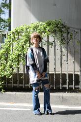大久保 涼香さんのストリートスナップ