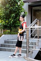 ハヤサキ マドカさんのストリートスナップ