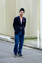 吉岡 玲欧さんのストリートスナップ