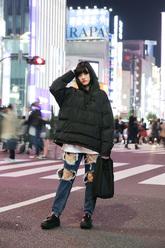 高井 香子さんのストリートスナップ
