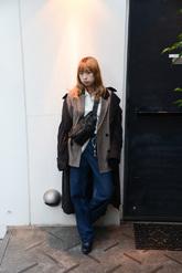廣沢 彩さんのストリートスナップ