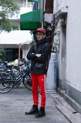 森田 晃平さんのストリートスナップ