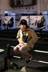 増 京さんのストリートスナップ