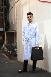 前澤 龍さんのストリートスナップ