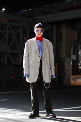 松田 歩さんのストリートスナップ