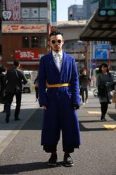 平戸 厳さんのストリートスナップ