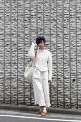 葉媚 Yobiさんのストリートスナップ
