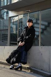 齋藤拓未さんのストリートスナップ