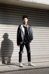 高野友吾さんのストリートスナップ