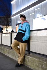 安生 弘弥さんのストリートスナップ