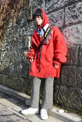 橋本 龍馬さんのストリートスナップ