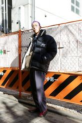 MIKIさんのストリートスナップ