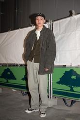 Shimoda Keiyaさんのストリートスナップ