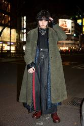 YUURIさんのストリートスナップ