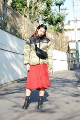 高木 彩未さんのストリートスナップ