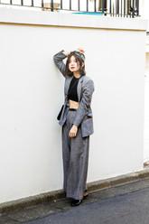 平山奈美さんのストリートスナップ