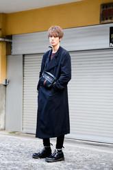 前田 遼さんのストリートスナップ